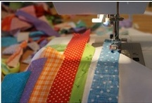 and SEW on! / by Raven MacNaughty