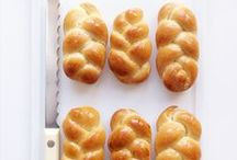 Bakin' Challah / Shabbat.  Sabbath.  Rest. Family.  Remembering.  God. Everything about Challah is right. / by Mary Jo Pierce
