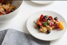 Recetas con quinoa / by Vogue Spain
