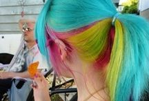 hair / ugh so much pretty it's killing me. I'm dying. I'm dead. / by Sara Baldwin