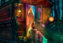 Gypsy In A Bottle / by Lisa Staffaroni