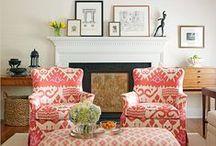 Living Room / by Margaret Elizabeth