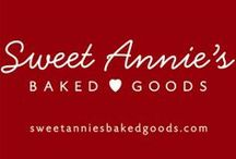 Sweet Annie's Baked Goods / Sweetanniesbakedgoods.com / by Ana Garay