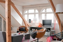 Living Rooms / by Remote Stylist