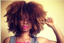"""Au'naturale HAIR Beauties / Breaking down negative stereotypes of """"Nappy"""" BKA Beautifully Known As African American hair / by Lady Walker"""