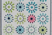 Quilts / Quilts that inspire me to keep quilting.  / by Lisa Nielsen