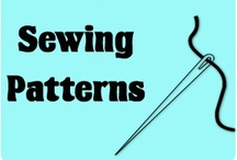 Sewing Patterns / by Tammy Cooper