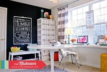 Home office / by Tammy Cooper