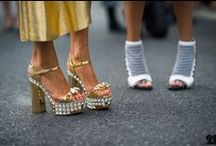Shoes that make me say... / Footwear that gets a reaction. / by Ezi A.