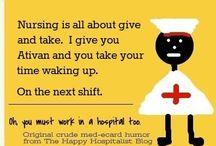 Nurse / by Emily Williams-Caro