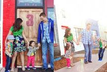 Favorite Family Photography Ideas / by Courtney Ernst