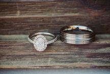 Wishful thinking. / Dream wedding ideas. Wishful thinking. Hopefully one day. Liked wedding rings. Pretty wedding decor. / by Shavona Darline