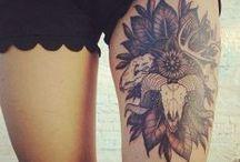 Tattoos & Piercings / by Jessica Mac