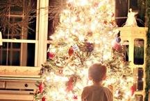 Christmas, Ideas and Decorations / by Johanna Dawson