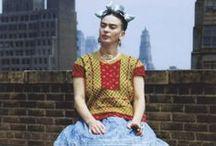 Frida Frida Frida / . / by Treasa Ray