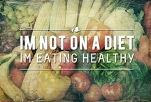 Fit Single Mom Diet / eat to live longer... younger... healthier... yum / by Charlene Blacer