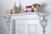 Home ideas / by Vanessa Marie