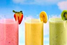Fit Single Mom Detox Drinks / drink to health... for the love of nature's bounty... / by Charlene Blacer