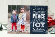 2014 Holiday Collection / Here's a small preview of our 2014 Holiday Photo Card Collection. View the entire collection at: http://www.mixbook.com/cards/holiday-photo-cards / by Mixbook