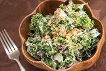 Fit Single Mom Salads / by Charlene Blacer