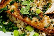 Fit Single Mom SeaFood / by Charlene Blacer