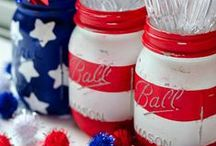 Red, White, & Blue Party Inspiration / by Mixbook