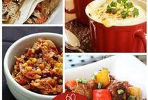 Food Glorious Food! / by Naomi Larsen