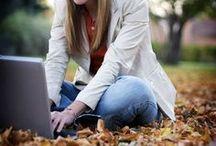 Blogging, Social Media, etc. / by Valentina Fast