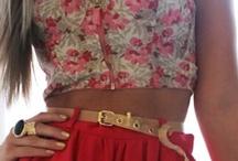 Summer Fashion / by Zoe Josic