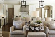 Family Room Inspiration / by DaisyMaeBelle
