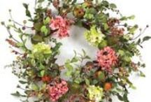 Wreaths! Wreaths! Wreaths!... / by Loralea Kirby