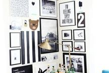 Great Gallery Walls / by DaisyMaeBelle