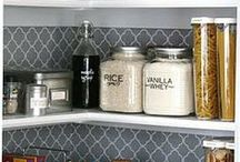 Pantry ideas / by DaisyMaeBelle