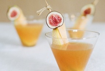 Signature Drinks / by A Savvy Event