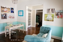 Studio office / by Amy Snipes