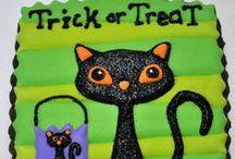 Tricks or Treats / by Becky Britt