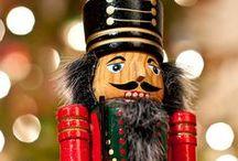 CHRISTMAS - Nutcrackers / by Becky Britt