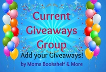 Current Giveaways / Add your current giveaways!  / by Miranda Sherman (Minnesota Miranda