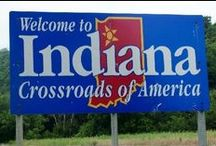 I'm a Hoosier / All about the great state of Indiana (we're not just cornfields, ya know!!). / by Kim Johnson