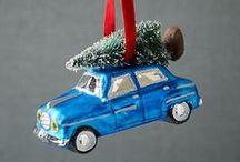 CHRISTMAS - Blue / by Becky Britt