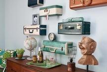 Suitcases & Pallets / by Jinna Felton