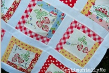 Quilty Goods & Stitchy Stuff / by Patrice Heisler