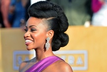 Natural Hairstyles & Tutorials I / For more hairstyles, follow http://pinterest.com/mimibrid/natural-hairstyles-tutorials-two/ / by Mimi Bridges