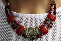 Handmade Jewelry: Necklaces & Pendants / by Karen Wilson-Dooley