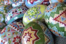 eggs / by Barbara Wurtz