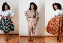 Fab Fashion Finds / by Big Beautiful Black Girls