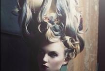 hair inspiratin / by Marcella Martinsons