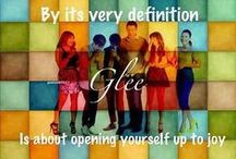 Glee-K / Glee (Season1-5, season 6 here we come) This show has changed me and I love the cast they are truly wonderful people. THANK-YOU Glee! / by Brittany Maurer