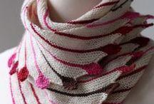 Knitting / Knitting, Crocheting,Fiber, Designing / by Anita Endeman