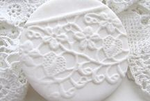 CRAFTS:polymer clay / by Liz // Queen Lila